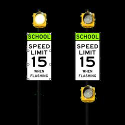 School Zone Beacon Systems