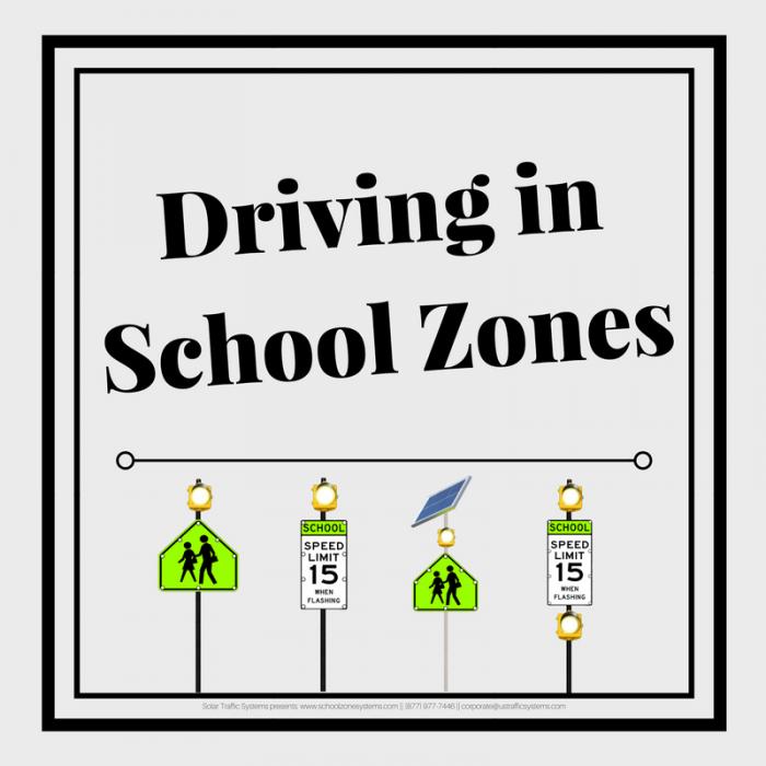 Driving in School Zones