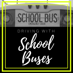 Driving with School Buses