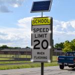 School Zone Speed Limit