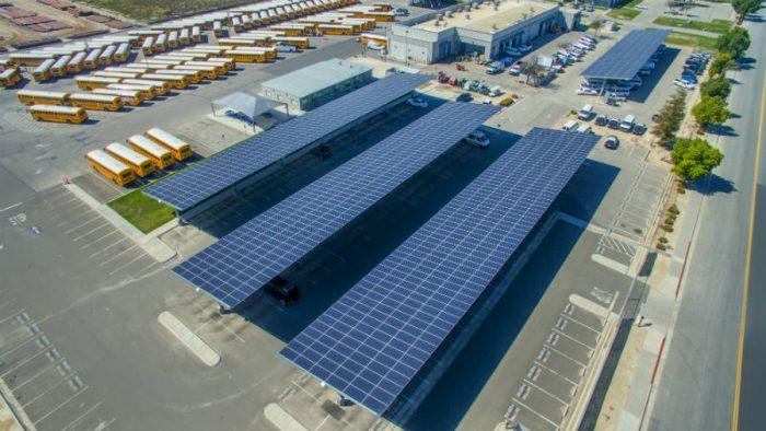 Schools Going Solar